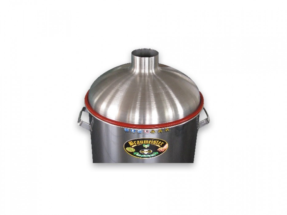 Stainless Steel Lid For 50 Litre Braumeister