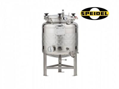 Stainless Steel Pressure Tank 120 Litre